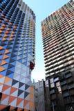 Construção e apartamento modernos em Melbourne Austrália Foto de Stock