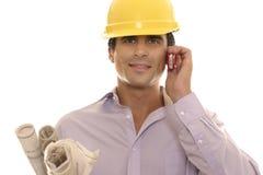 Construção e desenvolvimento Imagens de Stock Royalty Free