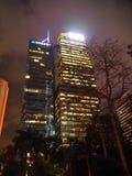 construção e luz Fotos de Stock Royalty Free