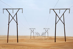 Construção elétrica Foto de Stock Royalty Free
