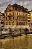 Construção em Basileia HDR Imagens de Stock Royalty Free