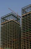 Construção em China fotografia de stock