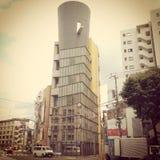 Construção em Nishiazabu Fotografia de Stock Royalty Free
