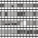Construção em NYC Imagens de Stock