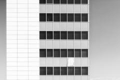 Construção em NYC Fotografia de Stock Royalty Free