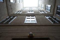Construção em Viena Fotografia de Stock