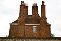 Construção em Winchester Imagens de Stock