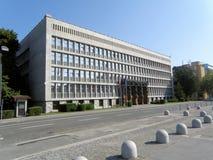 Construção eslovena do parlamento (169) Fotografia de Stock