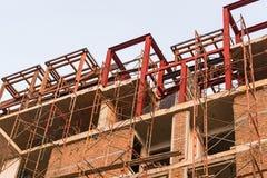 A construção está sob a construção Fotos de Stock Royalty Free