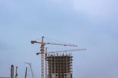 Construção estrutural Foto de Stock Royalty Free