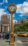 A construção ex do critério do comodoro no parque de Madison Square imagem de stock royalty free