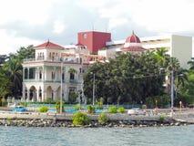 Construção feudal em Cuba Imagem de Stock Royalty Free