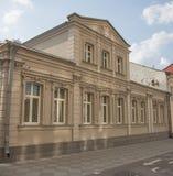 Construção histórica Foto de Stock Royalty Free
