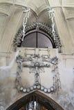 Construção histórica de Kutna Hora Fotografia de Stock Royalty Free