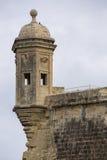 Construção histórica em Malta. foto de stock royalty free