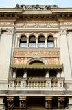 Construção histórica em Treviso no Vêneto (Itália) Imagens de Stock