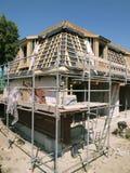 Construção Home Foto de Stock