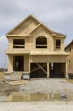 Construção Home nova Imagem de Stock