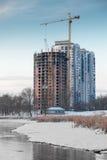 Construção inacabado Fotos de Stock Royalty Free