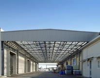 Construção industrial imagens de stock royalty free