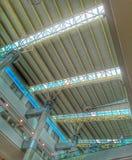 Construção interior Foto de Stock Royalty Free