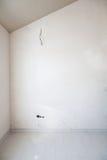 Construção interior inacabado do Drywall Foto de Stock Royalty Free