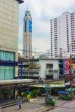 A construção a mais alta em Banguecoque, céu de Baiyoke Fotografia de Stock Royalty Free