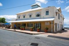 A construção a mais velha na ilha Barbado imagens de stock royalty free