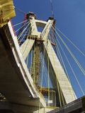 Construção mega Imagem de Stock Royalty Free