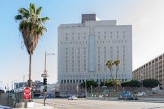 Construção metropolitana do centro de detenção fotografia de stock royalty free