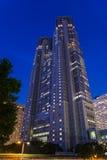 Construção metropolitana do governo Fotografia de Stock Royalty Free