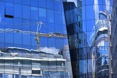 Construção moderna Imagens de Stock