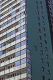 Construção moderna Foto de Stock