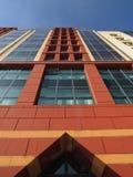 Construção moderna Foto de Stock Royalty Free