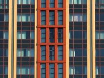 Construção moderna Imagens de Stock Royalty Free