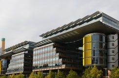 Construção moderna - Berlim Imagem de Stock
