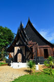 Construção moderna bonita no baandam em Chiang Rai Imagens de Stock Royalty Free