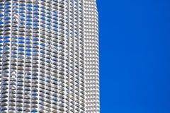 Construção moderna da arquitetura da arte Fotografia de Stock