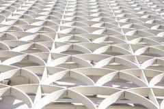Construção moderna da arquitetura da arte Foto de Stock