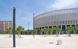 Construção moderna do ` de Krasnodar do ` do estádio fotos de stock royalty free
