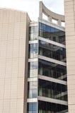 Construção moderna em Kansas City Missouri fotos de stock
