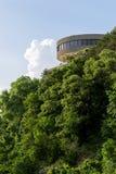 Construção moderna - Truman Lake Ozarks Visitor Center foto de stock royalty free