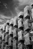 Construção modernista Fotografia de Stock Royalty Free