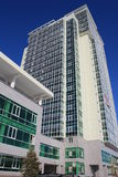 Construção multi-story. Imagens de Stock Royalty Free