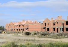 Construção na terra Imagem de Stock Royalty Free