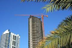 Construção no golfo Fotos de Stock