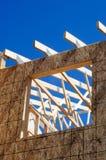 Construção nova Fotos de Stock Royalty Free