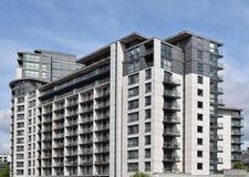 A construção nova em Birmingham Imagens de Stock Royalty Free