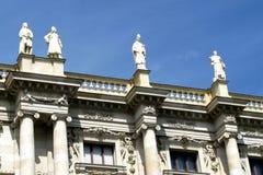 Construção oficial no centro de Viena Imagens de Stock
