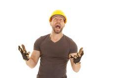 Construção oh nenhuma imagens de stock